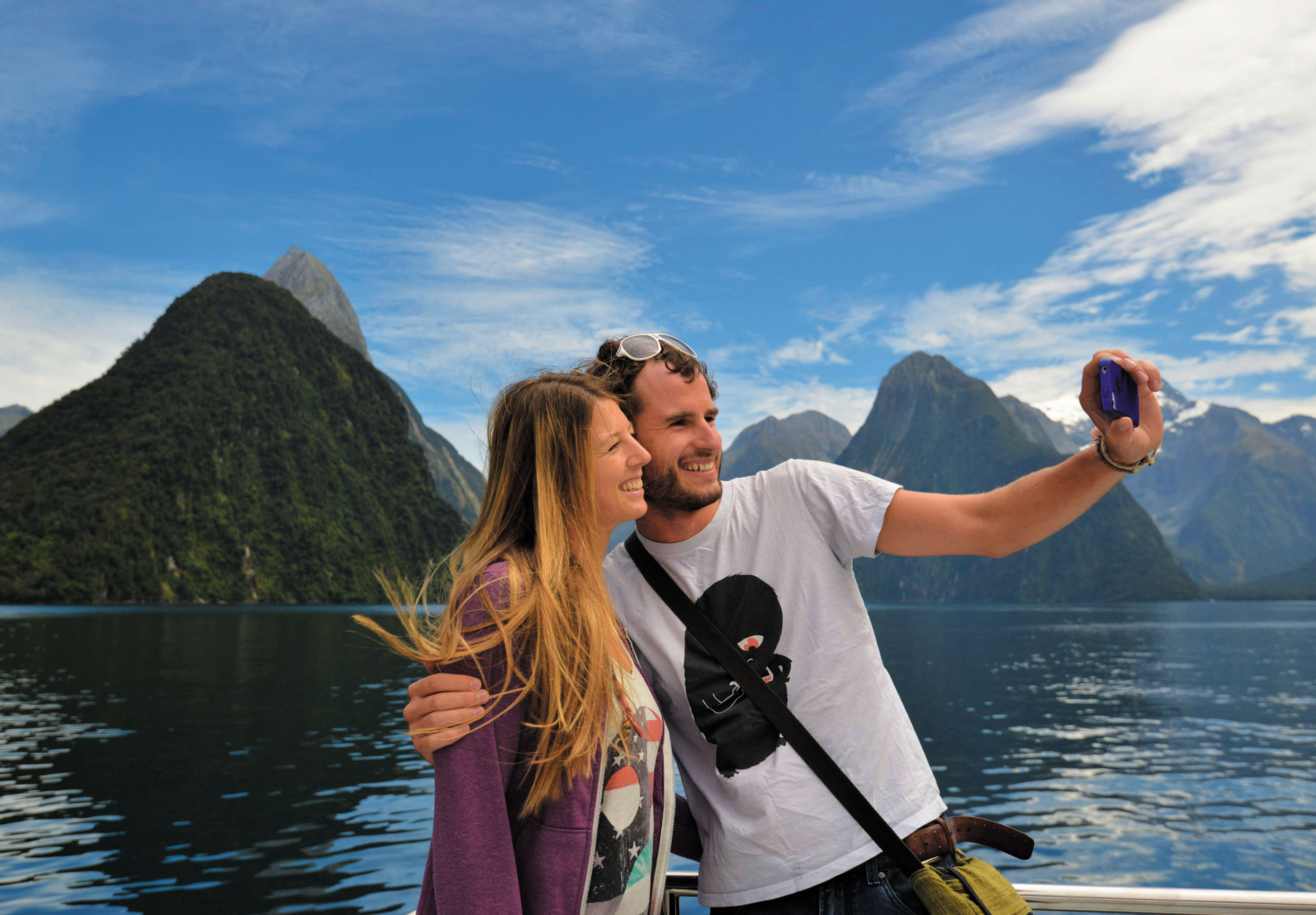 Discover More Cruise in Milford Sound