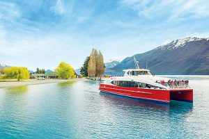 Spirit of Queenstown Scenic Cruise - Southern Discoveries