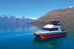 Queenstown Lake Cruise - Southern Discoveries